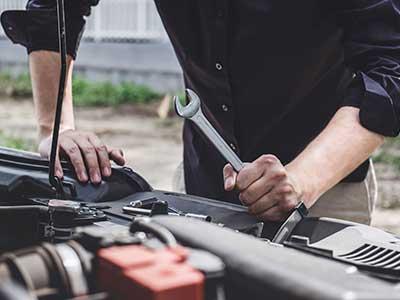自動車整備・点検